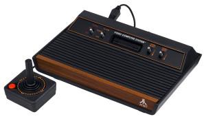 Die Spielmodule für den Atari 2600 hatten nur wenige Kilobyte Speicher.