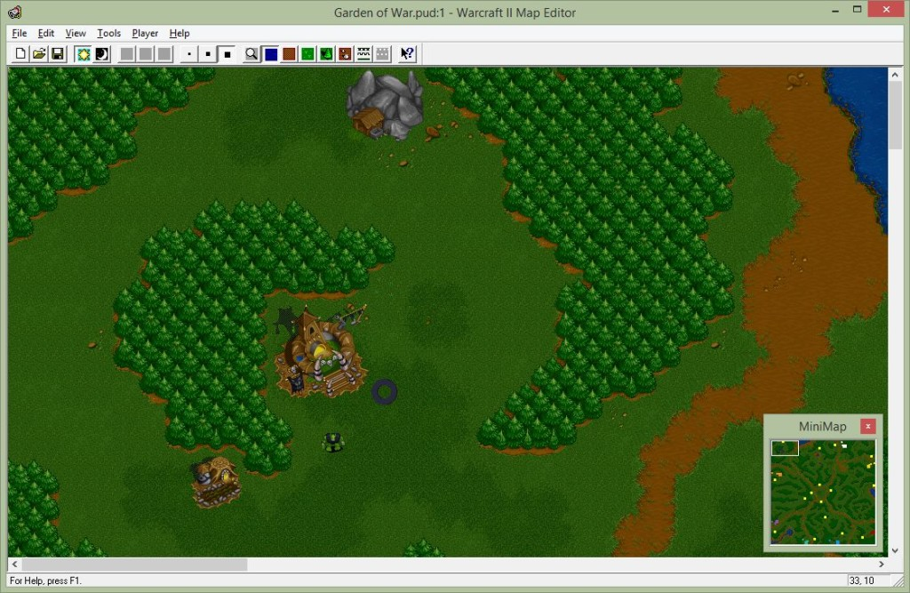 Der mitgelieferte Editor war ein Novum. Spieler malten sich ihre eigenen Welten einfach selbst.
